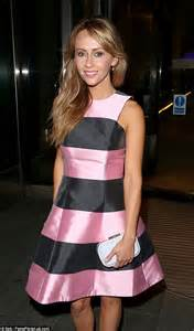 Bold look the 33 year old actress opted for a striking pink and