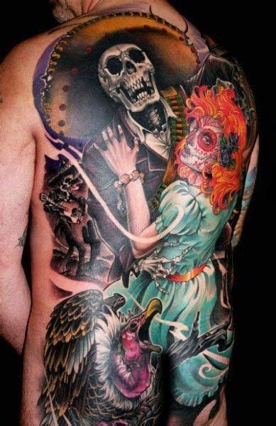 tattoo magazine designs top 10 dia de los muertos tattoos inked magazine