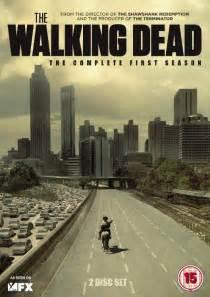 the walking dead season 1 dvd cover bane of kings