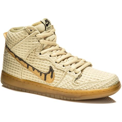 nike sb waffle dunk high premium shoes