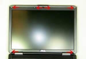 Lcd Laptop Dell Vostro 1400 dell inspiron1420 vostro 1400 pp26l lcd screen removal and installation