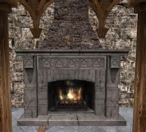 great fireplace my black