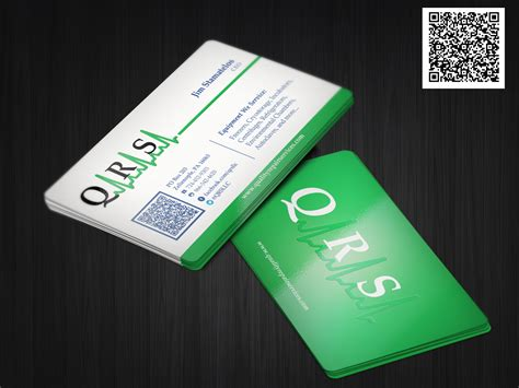 Buy Business Card Printing Equipment - modern professional business card design for quality repair services llc by