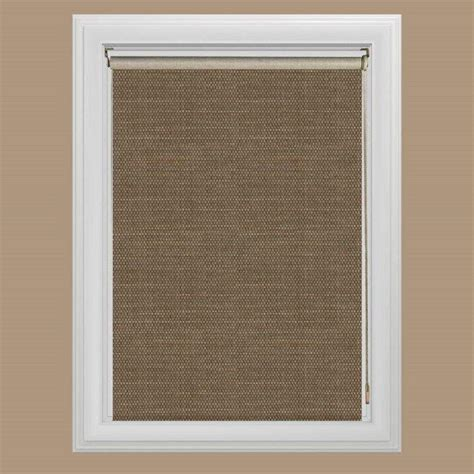 home depot l shades bali cut to size bermuda light filtering roller shade 47 5 in w x 72 in l shop