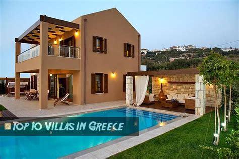 Vilia Top top 10 villas in greece