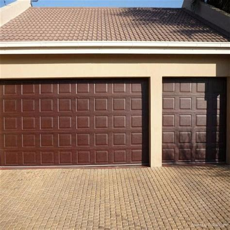 Best Sale 0 326mm Galvanized Steel Garage Door Prices Steel Garage Doors Prices