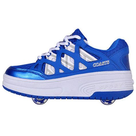 rollerblade shoes for glowing sneakers with two wheels children roller