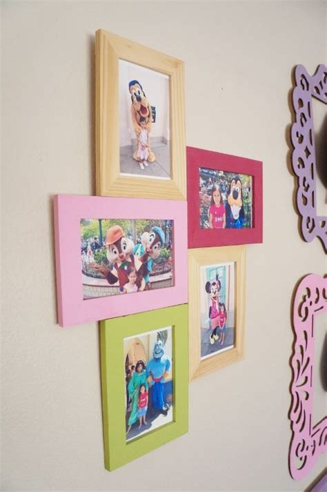 make your own collage frame diy easy make your own photo collage frame quot popular pins