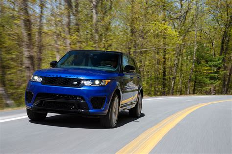 first range rover 2015 land rover range rover sport svr first drive review