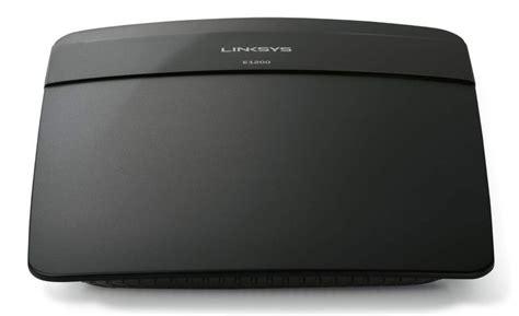 Router Cisco E1200 linksys e1200 default password