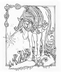 printable coloring pages for adults unicorn unicorn color pages pictures 6 unicorn coloring pages
