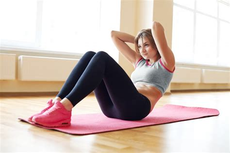 easy ab exercises you can do at home caroline bakker