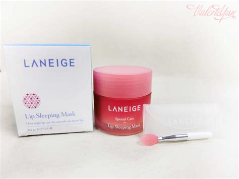 Laneige Lip Sleeping Mask Di Counter everything about how do i keep my lip moisturise everyday laneige lip sleeping mask review