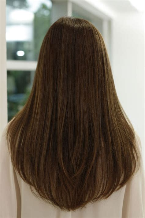 haircuts for dead straight hair best 25 long straight haircuts ideas on pinterest