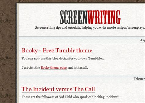theme tumblr voices 70 best free tumblr themes for ultimate blogging experience