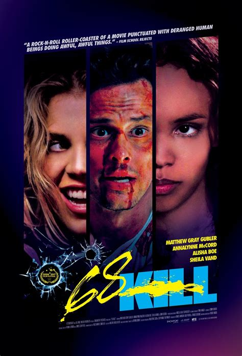 film blu ray releases 68 kill dvd release date january 9 2018