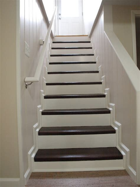 Basement Stairs Finishing Ideas Stair Exciting Basement Stair Ideas For Beautifying The Often Overlooked Space Izzalebanon