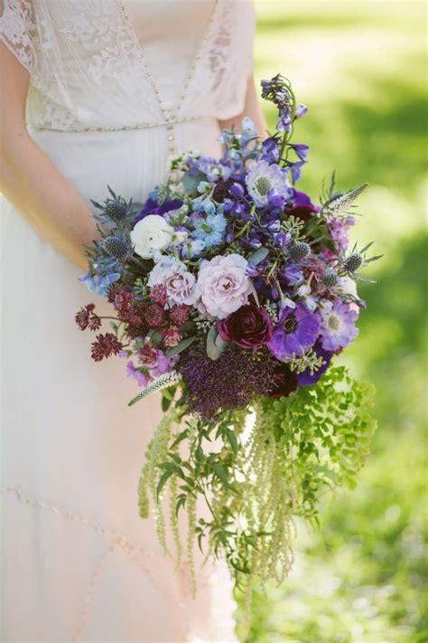 steal worthy fall wedding bouquets deer pearl