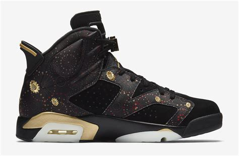 new year retro 6 release date air 6 cny new year release date sneakerfiles