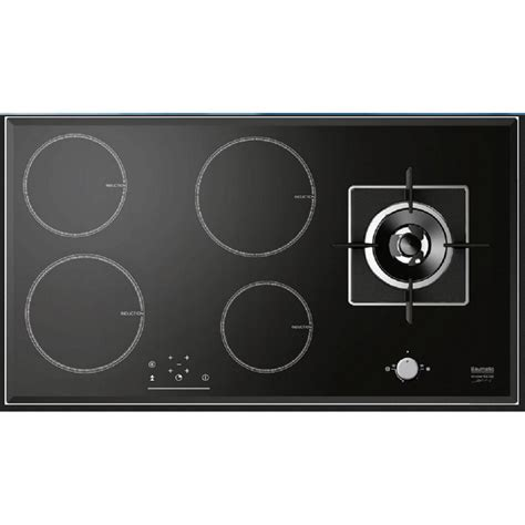 induction hob or not baumatic bhi909ss gwk induction hob with side gas wok burner baumatic