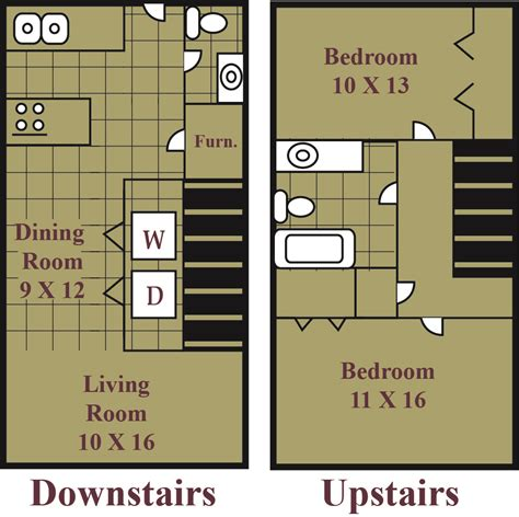 Montgomery Pines Apartments Floor Plans by 100 1 Bedroom Townhomes 3 Bedroom 1 3 4 Bath Flats