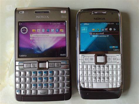 nokia e71 official themes nokia e71 slim qwerty eseries device announced
