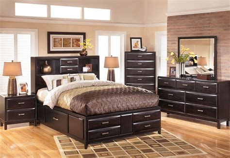 kira storage bed kira storage bedroom set from ashley b473 64 65 98