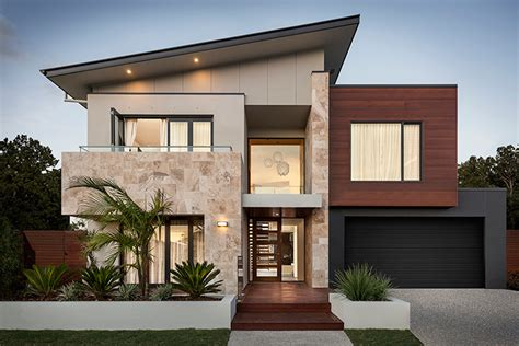 Top Modern Bungalow Design Facades Window And Google Search Two Storey House Plans Gold Coast