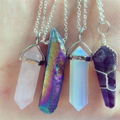 jewels quartz boho jewelry boho bohemian gemstone