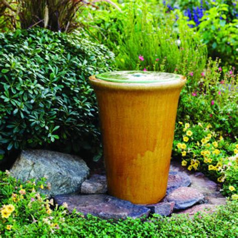 backyard pond fountains ideas for garden pond water features ideas with small