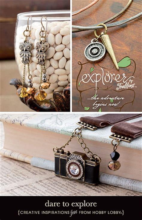 hobby lobby jewelry supplies hobbylobby projects to explore