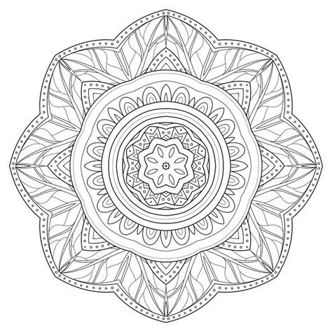 mandala coloring pages for beginners 163 best images about counseling mandalas and coloring