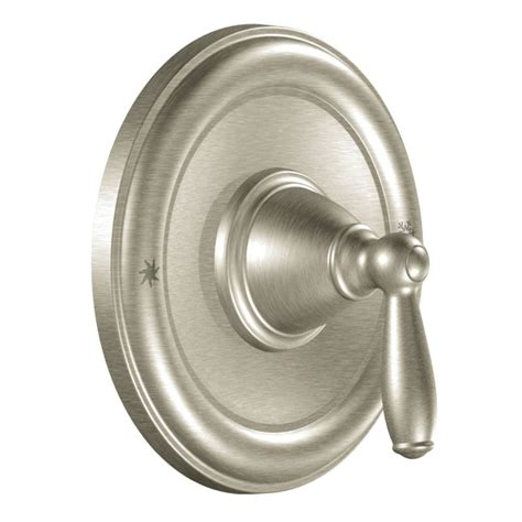Brushed Nickel Shower Valve by Faucet Com T2151bn In Brushed Nickel By Moen