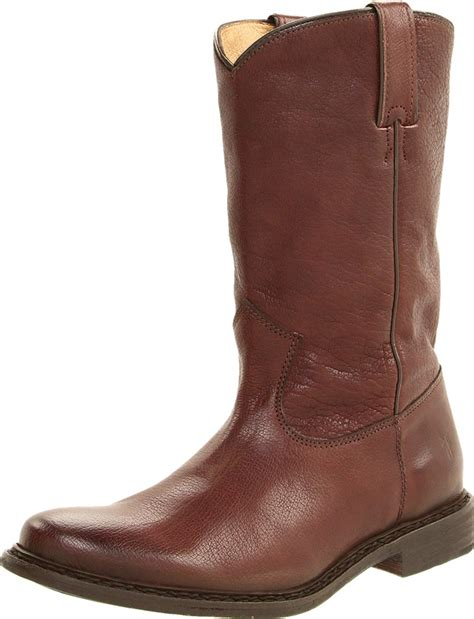 frye boots for frye frye mens marco roper boot in brown for