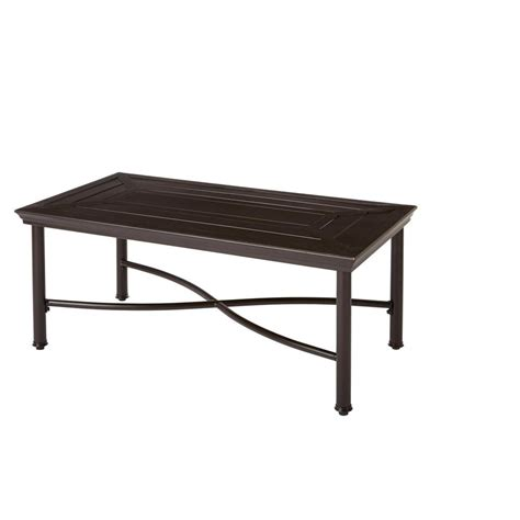 Home Depot Patio Table Hton Bay Middletown Patio Coffee Table D11200 Tc The Home Depot