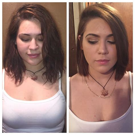 before and after bob haircut photos 1000 images about lovely locks on pinterest best