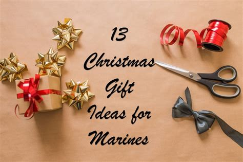 13 christmas gift ideas for marines usmc officer