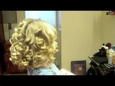 taylor swift short hair tutorial quot taylor swift inspired quot shoulder length spiral curls hair