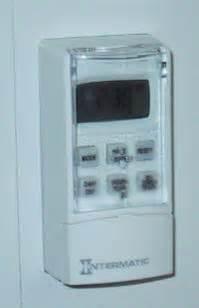 intermatic wall timer manual