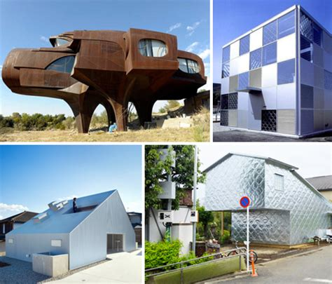 House of Metal: 15 Steel and Aluminum Clad Residences Urbanist