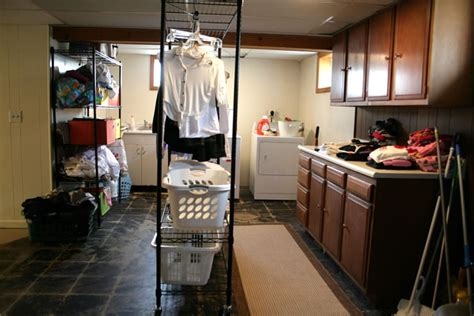 basement laundry room before and after basement laundry room redo before and after basement ideas