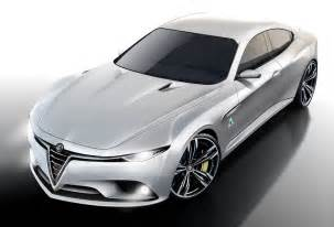 Alfa Romeo News Giulia New Alfa Romeo Sedan Arrives In June 2015 Car24news
