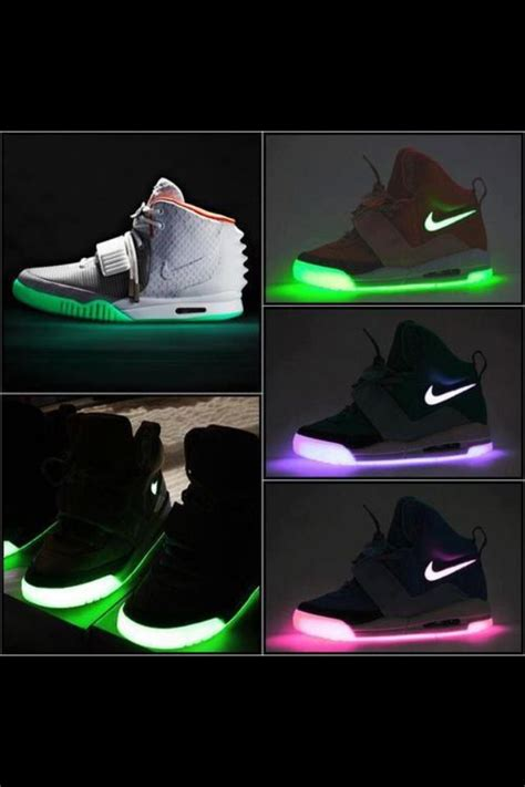 light up nike shoes for light up nikes for adults light up shoes pinterest