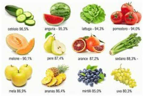 alimenti privi di zuccheri l acqua superagatoide