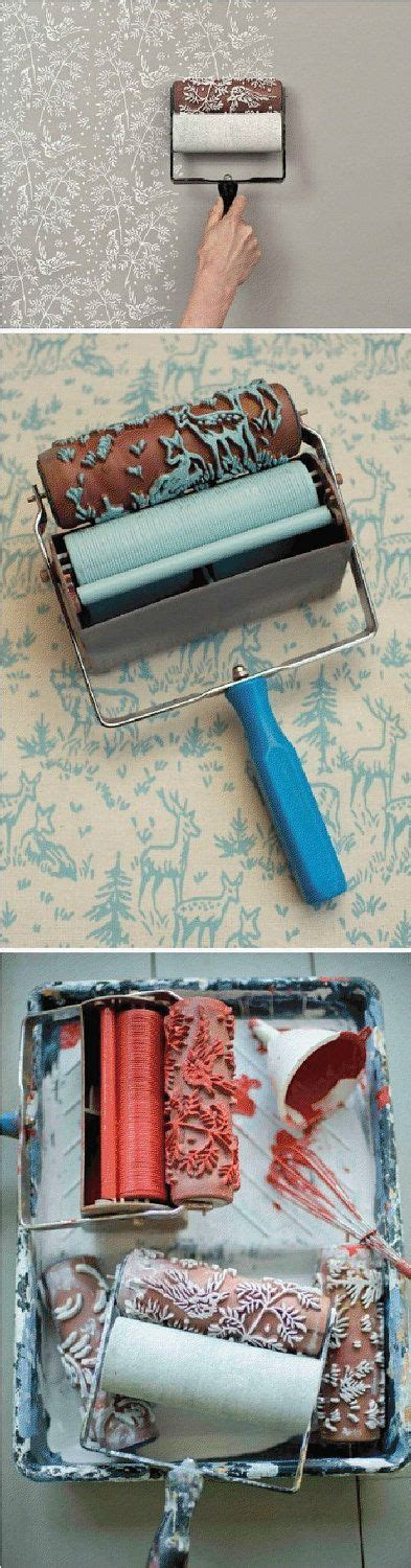 paint rollers with designs patterned paint roller in spring bird design by it s not