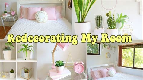 redecorate my room redecorating my room youtube