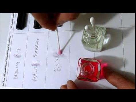 how to remove ink writing from paper how remove erase permanent signature ink from papers by