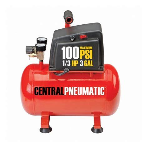 3 gal 1 3 hp 100 psi oilless hotdog air compressor oilless air compressor air compressor and