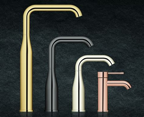 Bathroom Design Colors Introducing Grohe Essence Freedom Of Choice In The Bathroom