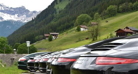 Porsche Driving Tours by See The World In A Porsche Driving Tour Premier